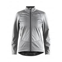 Craft rime veste de cyclisme femme foncé gris melange