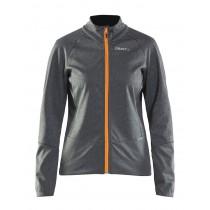 Craft rime veste de cyclisme femme gris