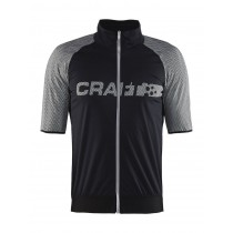 Craft shield 2 maillot de cyclisme manches courtes noir