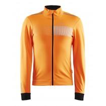 Craft verve glow veste de cyclisme orange