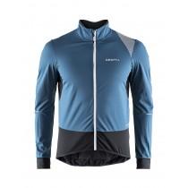 Craft verve wind maillot de cyclisme manches longues fjord noir