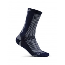 Craft Warm Mid 2-Pack Sock - Beat/Granite