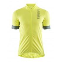 Craft rise maillot de cyclisme manches courtes lime jaune gravity vert