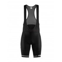 Craft Rise Bib Shorts - Black