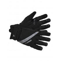 Craft rain gants de cyclisme 2.0 noir