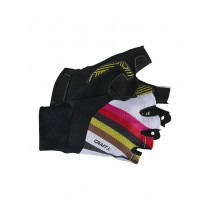 Craft Roleur Glove - Black/Venom