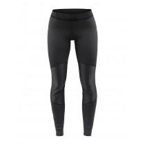 Craft ideal wind cuissard de cyclisme long femme noir 999000