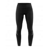 Craft ideal thermal cuissard de cyclisme long femme noir 999000