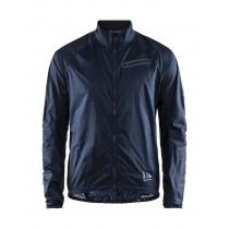 Craft hale xt veste coupe vent bleu noir
