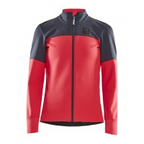 Craft hale subzero veste de cyclisme p intersect crush rose
