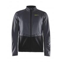 Craft ideal veste de cyclisme asphalt gris noir