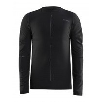 Craft ctm cn sous-vêtement à manches longues noir
