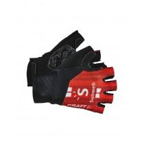 Craft team Sunweb gants de cyclisme sunweb rouge