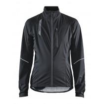 Craft Stride Rain Jacket W - Black