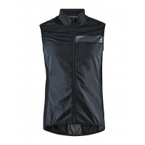 Craft Essence Light Wind Vest - Black