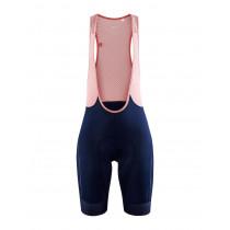 Craft Adv Endur Bib Shorts W - Blaze/Coral