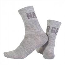 NALINI Blu Socks Light Grey