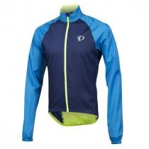 Pearl izumi elite barrier veste de cyclisme bleu