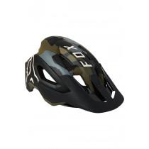 Fox Speedframe Pro Helmet - Green Camoflage