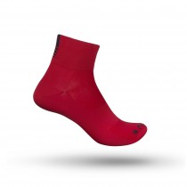 GripGrab lightweight sl short chaussettes de cyclisme rouge