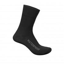GripGrab lightweight waterproof chaussettes de cyclisme noir