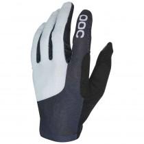 Poc Essential Mesh Glove - Uranium Black/Oxolane Grey