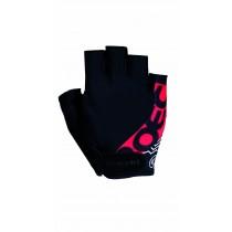 Roeckl bellavista gant de cyclisme noir rouge