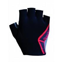Roeckl Fietshandschoen Biel - Black/Red