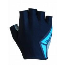 Roeckl Fietshandschoen Biel - Black/Blue