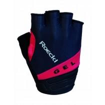 Roeckl Fietshandschoen Itamos - Black/Red