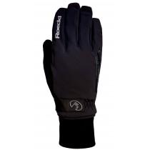 Roeckl vermes gtx gants de cyclisme noir
