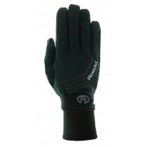 Roeckl raab gants de cyclisme noir