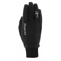 Roeckl rax gants de cyclisme noir
