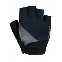 Roeckl napoli gant de cyclisme noir gris