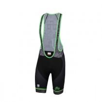 Sportful Sagan logo bodyfit classic cuissard de cyclisme courtes à bretelles gris vert
