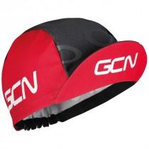 Assos GCN pro team casquette cycliste rouge noir gris