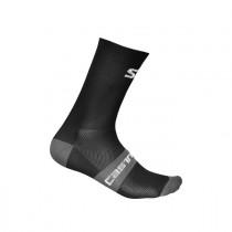Castelli Team Sky free 12 chaussettes de cyclisme noir