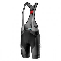 Castelli Team Sky free aero race 4 cuissard de cyclisme courtes à bretelles noir
