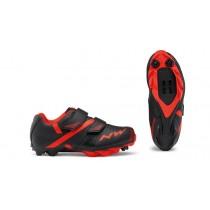 Northwave hammer 2 junior chaussures vtt noir rouge