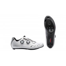 Northwave Extreme GT2 Cycling Shoe Race Blanc Argent Reflection
