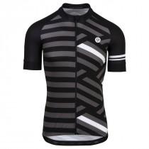 Agu amaze essential maillot de cyclisme à manches courtes noir