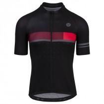 Agu classic essential maillot de cyclisme à manches courtes noir