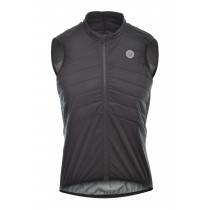 Agu essential padded gilet coupe vent noir
