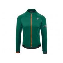 Agu trend winter veste de cyclisme forest vert