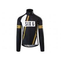 Agu six6 pnsc veste coupe vent noir