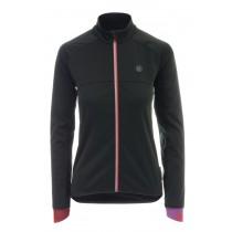 Agu essential winter veste de cyclisme femme noir