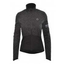 Agu essential thermal veste de cyclisme femme hi-vis