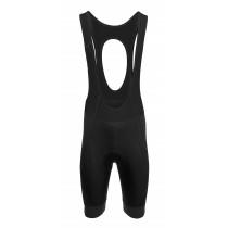Agu essential prime cuissard de cyclisme à bretelles court noir