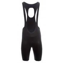 Agu premium woven cuissard de cyclisme à bretelles court noir