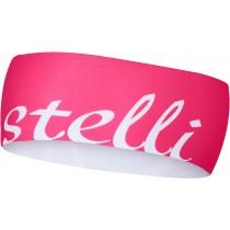 Castelli viva donna hoofdband electric magenta
